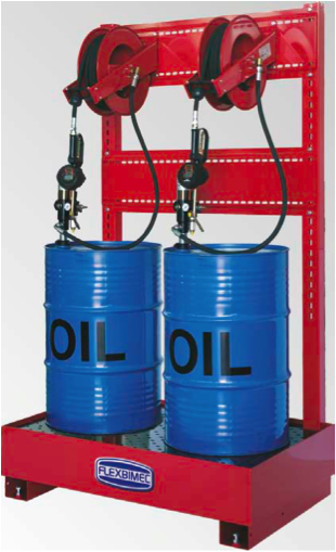 Waste Oil Containment Systems Secondary Containment Oil