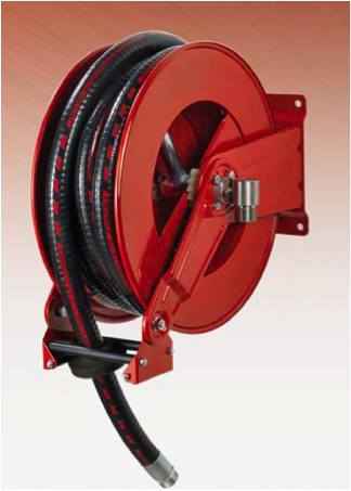 187 Hose Reels For Oil Grease Adblue Diesel And Coolant